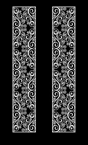 欧式古典雕刻花纹花边