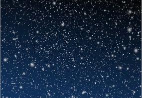 下雪视频素材