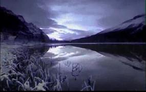 河流美丽风光
