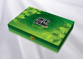 粽子礼品盒设计素材