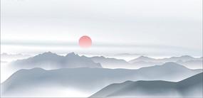 云海矢量图