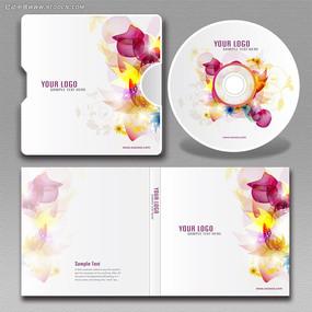 婚礼CD封套设计