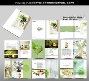 绿色装饰画