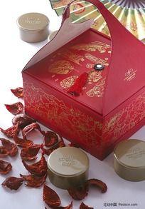 中秋节潮式泰国血燕盒子