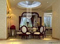 古典欧式餐厅
