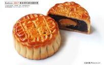 中秋节月饼单拍素材