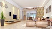 普通家居设计客厅效果图设计