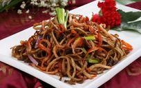 酱肉茶树菇