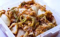 腌制辣白菜