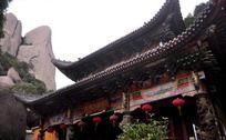 庙宇建筑图片
