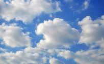 高清蓝天白云图片