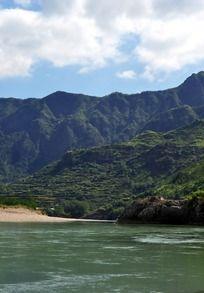 楠溪江山水风景摄影