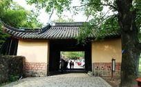 千年古刹天童寺