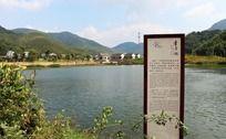 天童景区童子湖