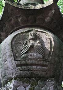 天童寺七塔佛像2