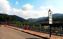 天童寺停车场