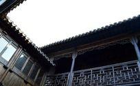 惠山古镇的木建筑