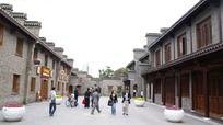镇江西津渡的街道