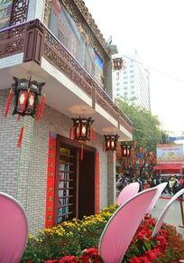广州西湖花市灯楼