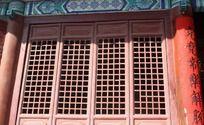 少林寺木门