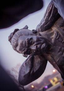 [历史印记]-- 卢沟桥农工铜像