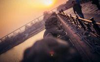 [历史印记]--夕阳下的历史,走过卢沟桥
