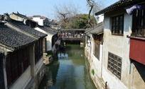 河道古建筑