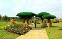 童话蘑菇树
