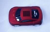 汽车模型电子狗