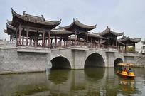 三河古镇古建筑