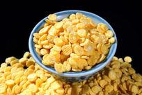 一碗玉米片