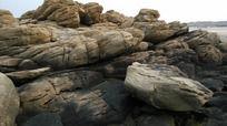 沿海大石头