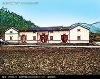 农村新建筑