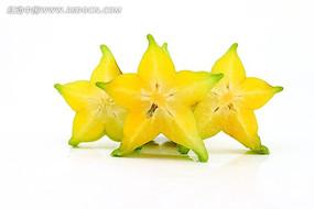 杨桃摄影大图 台湾水果图片