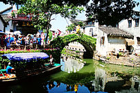 江南水乡景色