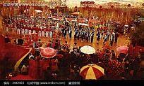 庙会传统文化