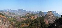 武夷山山脉