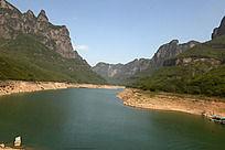 碧水青山子房湖