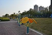 广州金沙洲康乐健身设施