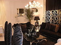 精美的欧式客厅