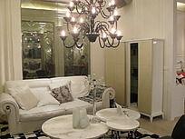 新古典风的客厅