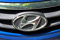 北京现代汽车的标志