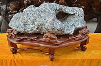 海枯石摆件