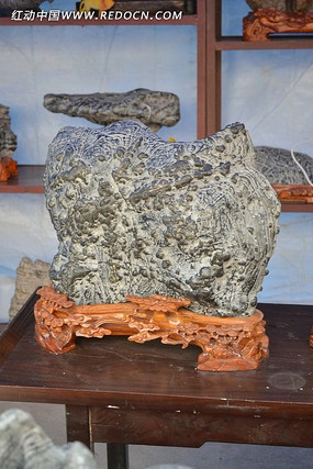 灵璧石展览