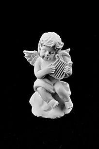 小天使塑像