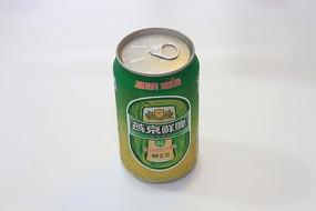 易拉罐燕京啤酒