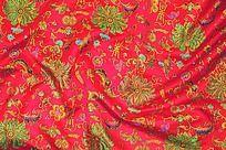 古钱图案 祥云 传统吉祥花   绸缎 丝布  吉祥图案  传统花纹 高雅花纹