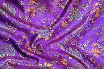 紫色龙凤花纹 吉祥图案  传统花纹 传统高贵花纹  高雅花纹
