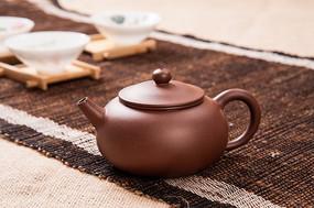 紫砂茶壶场景图
