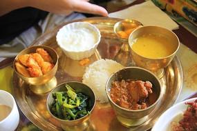 藏族特色食物套餐